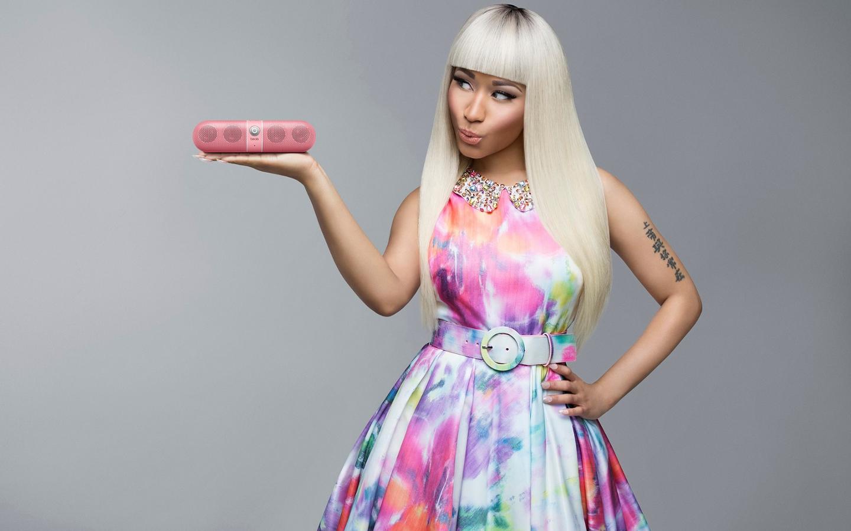 Nicki Minaj Nicki Minaj Beats by Dre pill