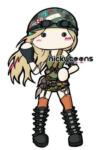 Avril Lavigne wallpaper titled NickyToons