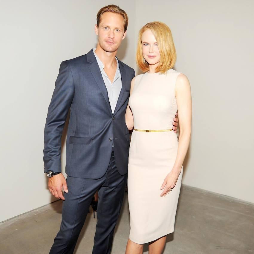 Nicole Kidman - Calvin Klein NY Fashion Week