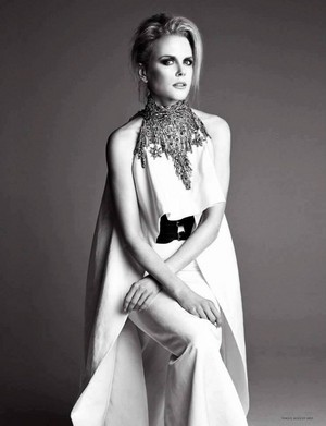 Nicole Kidman - German Vogue 2013