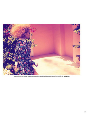 Nicole Kidman - Vogue Germany 2013