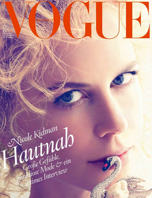 Nicole Kidman - Vogue Germany 2013