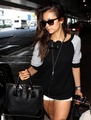 Nina at LAX - nina-dobrev photo