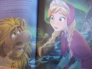 Official Frozen Illusatrations (Potential Spoilers)