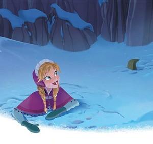 Official Frozen Illustration