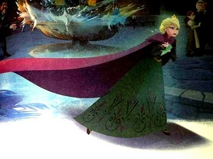 Official Frozen Illustrations (Potential Spoilers)