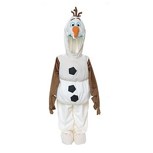 Olaf costume by Disney Store