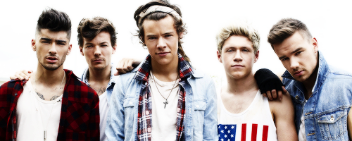 One Direction - Fabulous Magazine 2013.