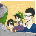 Pan is Piccolo