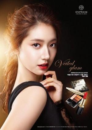 Park Shin Hye Autumn Make up for Enprani