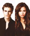 Paul Wesley & Nina Dobrev | TVD S5 Promotional Photos