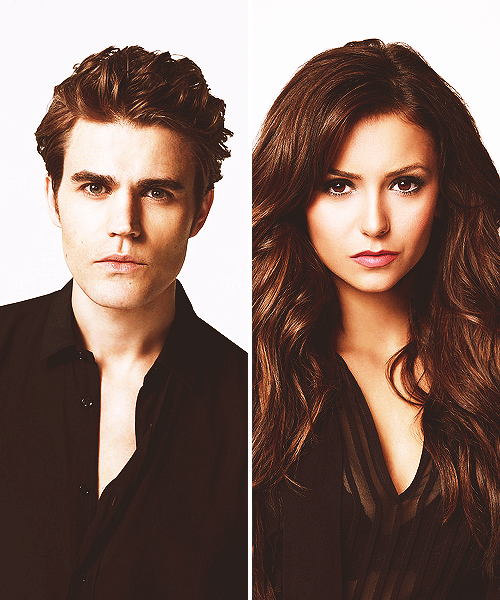 Katherine and Stefan images Paul Wesley & Nina Dobrev ...