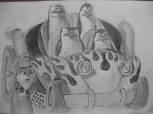 Penguins & Marlene