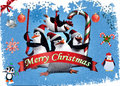 Penguins at Christmas!!