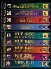 Miss Marple VHS Collection