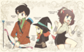 PokeSpe characters - pokemon-adventures photo