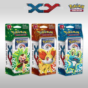 Pokemon XY TCG cards