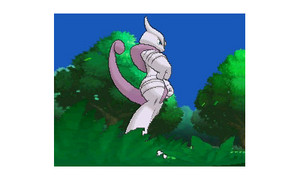 Pokemon x and y screenshots