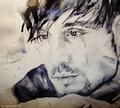 Portrait of Dima Bilan  by Anna Dart - dima-bilan fan art