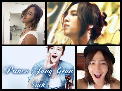 チャン・グンソク 壁紙 containing a portrait called Prince Jang geun suk