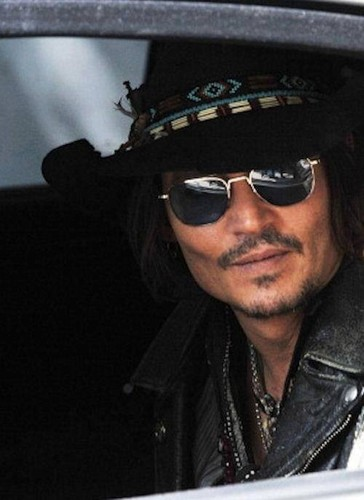 Johnny Depp wallpaper containing sunglasses titled Pure beauty ♥