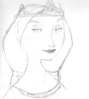 皇后乐队 Elinor Concept Art