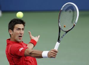 Novak / US OPEN 2013