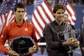 Rafa & Novak  / US OPEN 2013 - tennis photo