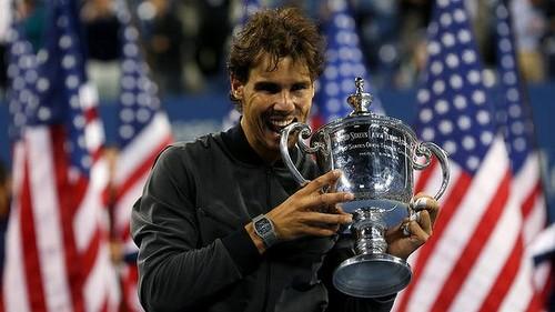 Rafael Nadal wallpaper called Rafa wins US OPEN 2013