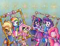 Random Fan Art - my-little-pony-friendship-is-magic fan art