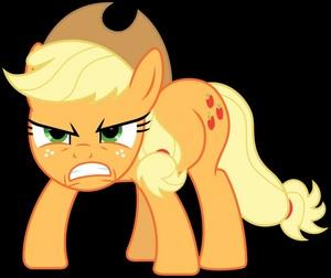 bila mpangilio Ponies