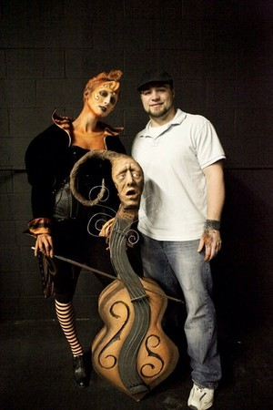 Rayce and Cellist