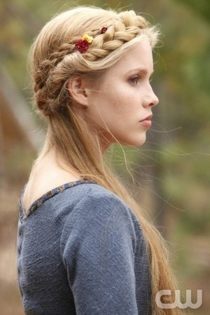 Rebekah Mikaelson in flashbacks