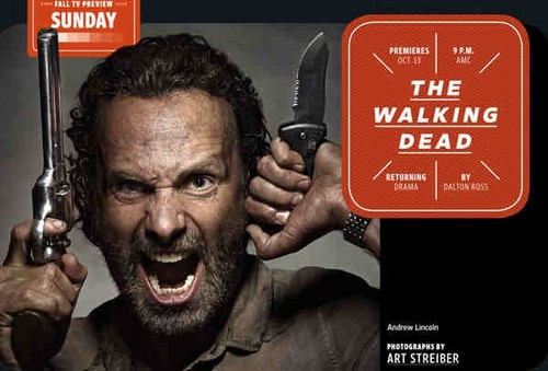 The Walking Dead wallpaper possibly with anime entitled Rick Grimes