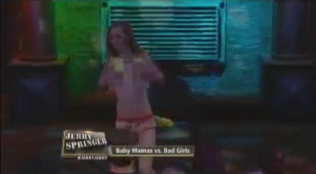 Jerry springer show trannys