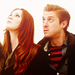 Rory & Amy Icons - amy-and-rory icon