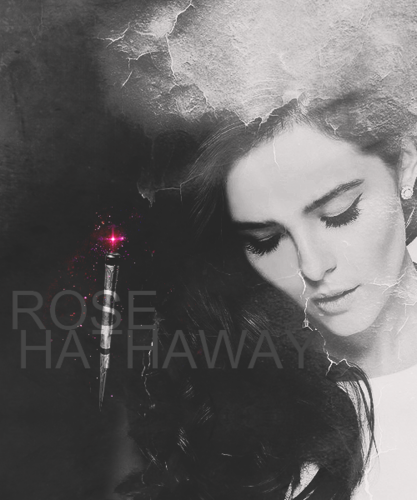 The Vampire Academy Blood Sisters দেওয়ালপত্র called Rose Hathaway