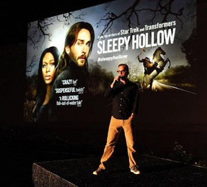 SLEEPY HOLLOW Advance Screening in Los Angeles, CA