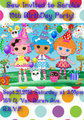 Sarah's Birthay Invite - lalaloopsy fan art