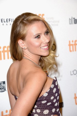 Scarlett Johansson at the Toronto Premiere of Under the Skin