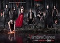 Season 5 Poster - damon-and-katherine photo