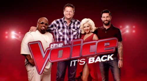 The Voice wallpaper titled Season 5