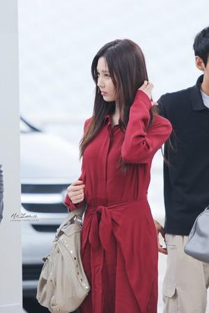 Seohyun Airport 130913