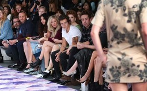 September 14th - Harry Styles attends the House of Holland প্রদর্শনী at লন্ডন Fashion Week