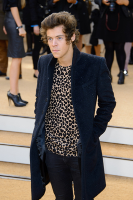 September 16th - Harry at 버버리, 버 버 리 Fashion Show in 런던