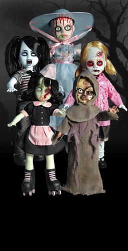 Living Dead Dolls karatasi la kupamba ukuta called Series 22