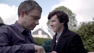 Sherlock&John forever