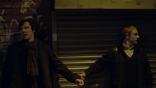 John And Sherlock Johnlock images Sherlo...