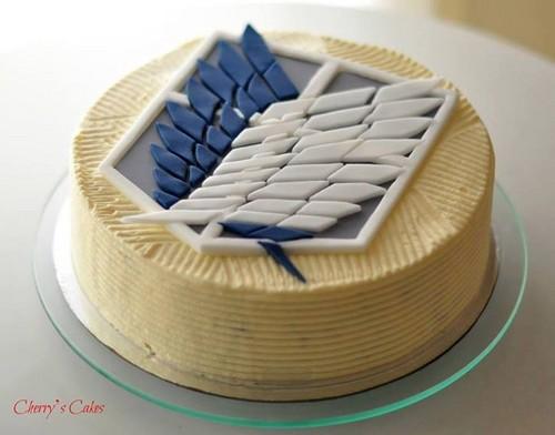 Shingeki Cake