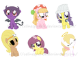 Shugo Chara Pony - shugo-chara fan art